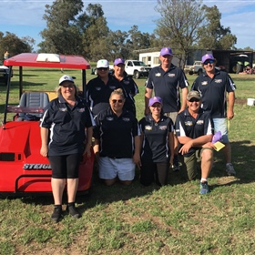 Namoi Cotton Golf Day